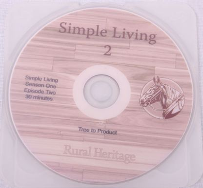Simple Living 2