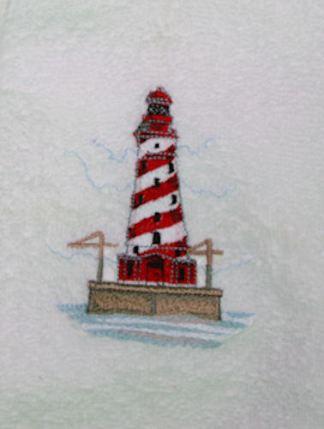 White Shoal Lighthouse Design