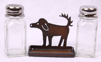 Dog Salt and Pepper Shaker