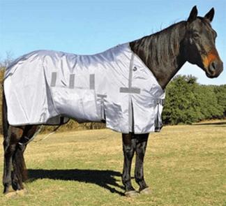 Cashel Crusader Lightweight Horse Fly Sheet - 70-72 Inch