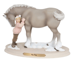 The Big Hug Figurine