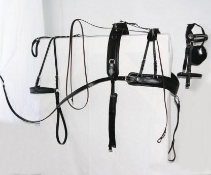 Comfy Fit Harness - Cob - Horse - Draft Horse