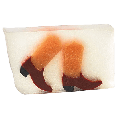Western Boots Bar Soap