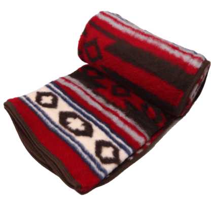 Montana Blanket Collection Throw Blanket, Rancho Design