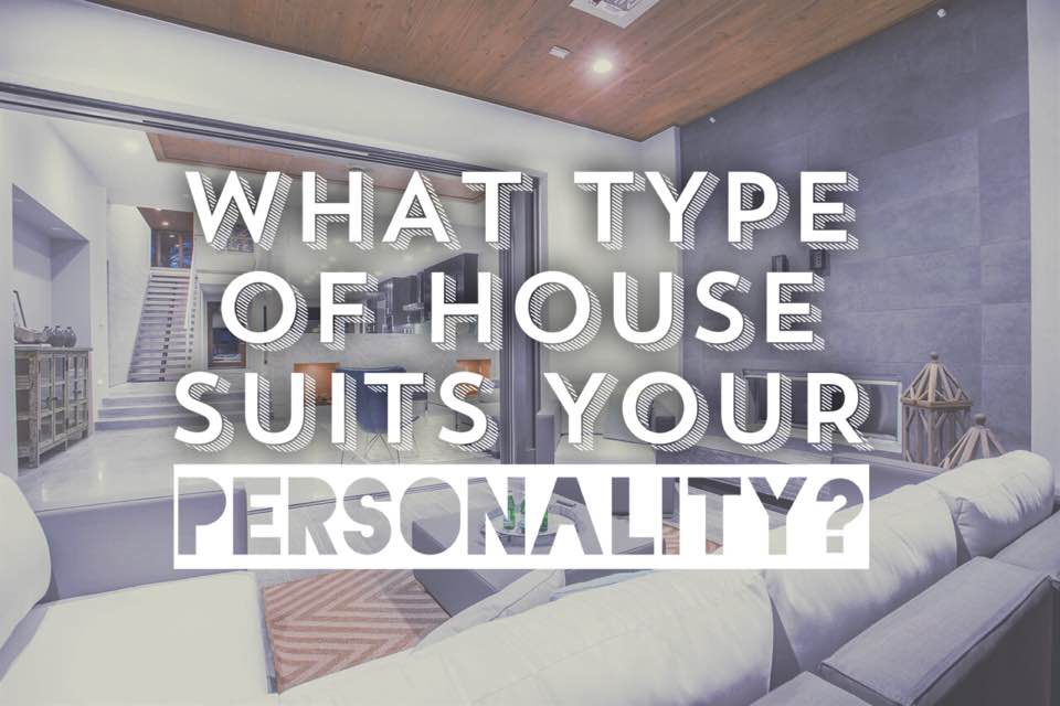 What Type Of House Is Right For Me?