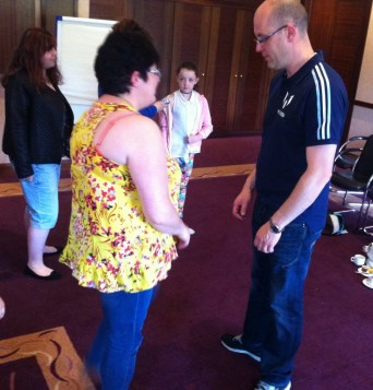 The Communication is Fun project is providing the opportunity for family and peers of deaf young people to develop their communication skills.