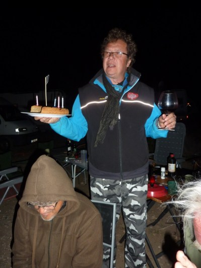 Es gibt Kuchen