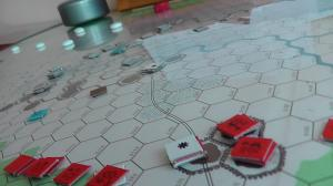 Viet Minh commanding strongpoint