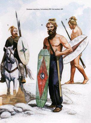 German Tribes