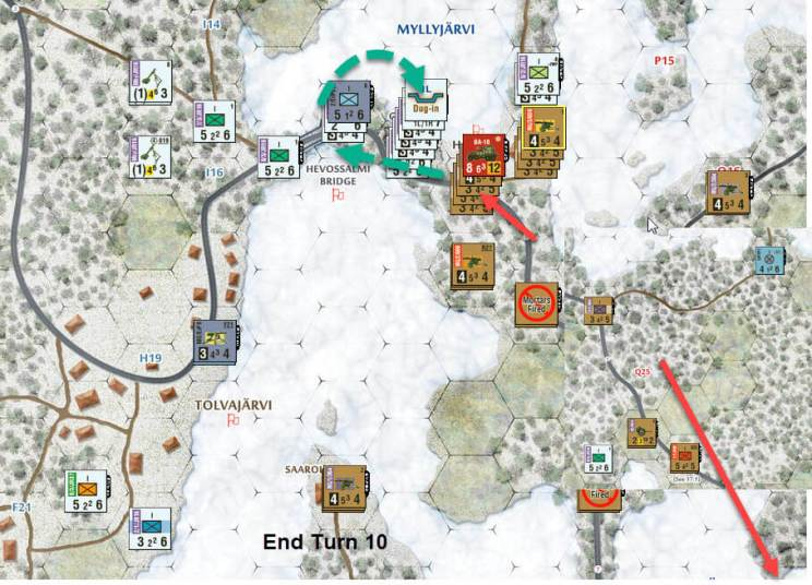 end turn 10- RW