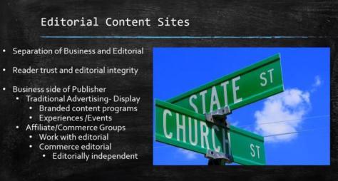 Editoral Content