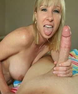 Busty Mom Loves Her Sons Big Dick