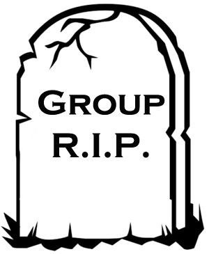 The Death of a 12 Step Group...An Obituary on What Went