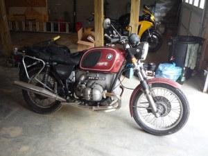R75/6 BMW