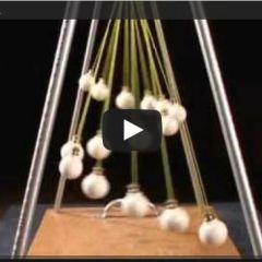 Pendulum Swinging in Waves