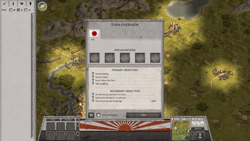 Review | Order of Battle: Morning Sun – Big Boss Battle (B3)