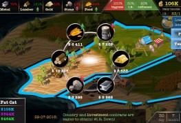Economic Conquest; Developer Releases Full Playthrough to Mark Speedy Greenlight Progress