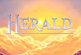 Herald - Title Screen