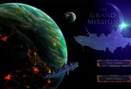 The Grand Mission - Title