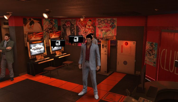 Yakuza 6 Arcade