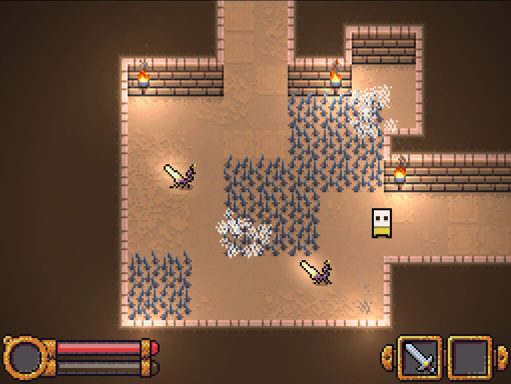 Dragon's Crypt — A lovely pixel dungeon crawler – Big Boss