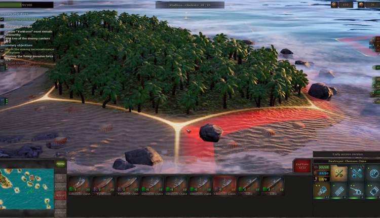 Strategic Minds: The Pacific — Ocean warfare – Big Boss