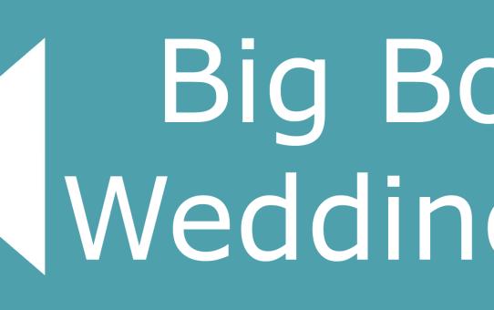 Wedding Video Awards go to Big Box Pro