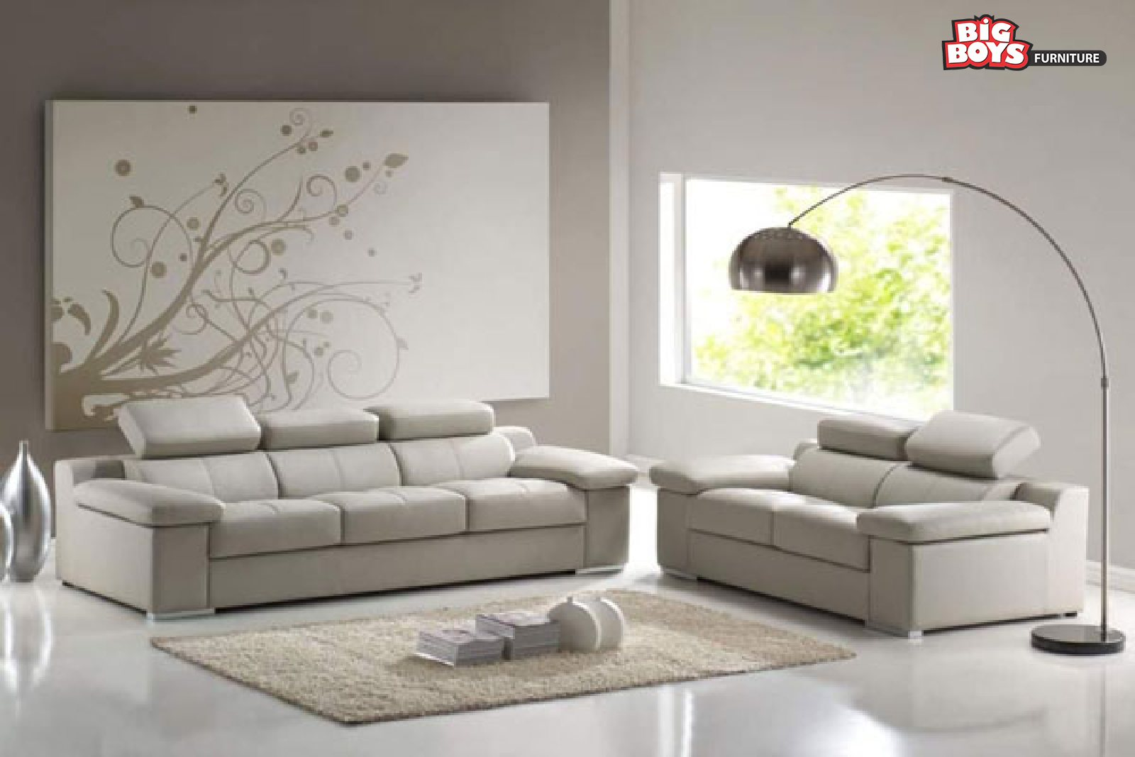 off white sofa sets blue sleeper with chaise big boys furniture