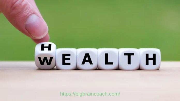 Secret of Wealth- bigbraincoach