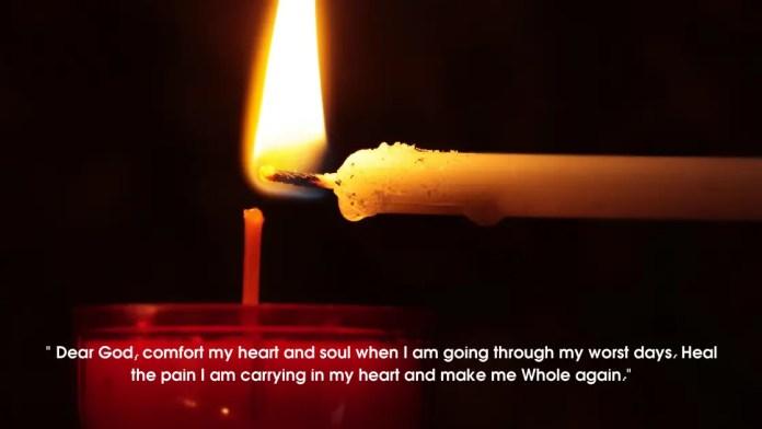 Prayer for Healing- Bigbraincoach