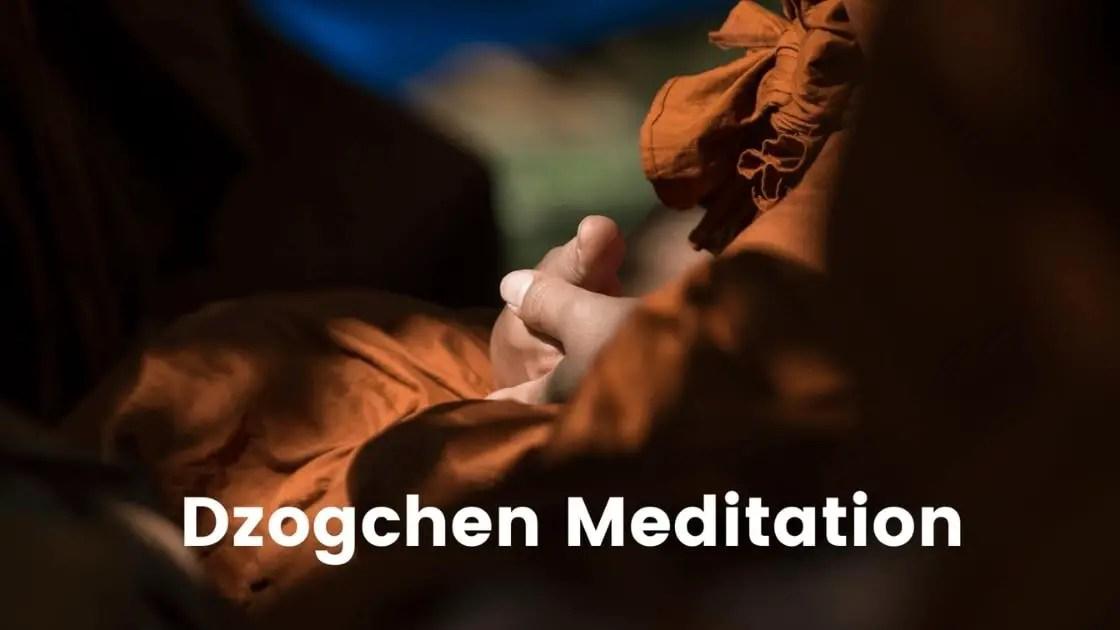 Dzogchen meditation Images