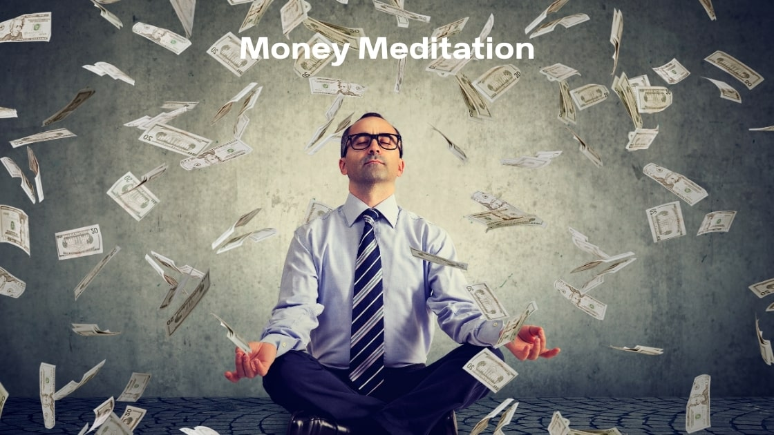 Money Meditation Images