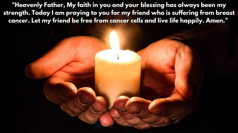 Prayers For Breast Cancer Images