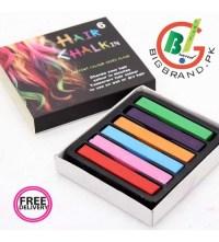 6 Temporary Hair Coloring Chalk