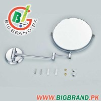 Bathroom Wall Mounted Extendable Chrome Magnifying Mirror