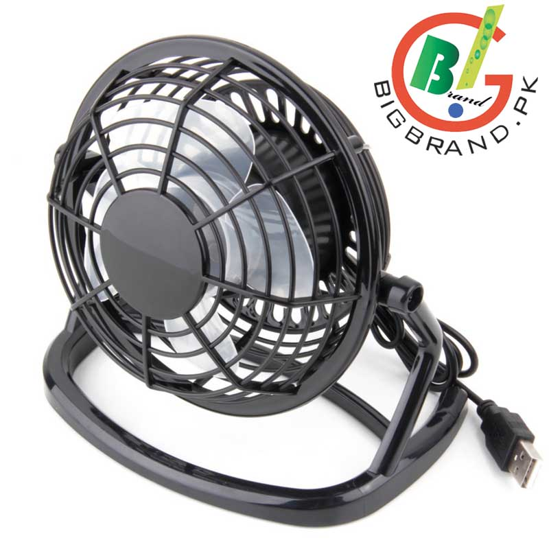 Mini USB Portable Desk Fan