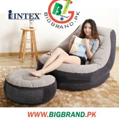 Intex Ultra Lounge Chair And Ottoman Soft Chairs Spread The Hips Inflatable With Outdoorleisuredirect 459 Subscribers Subscribe Footstool