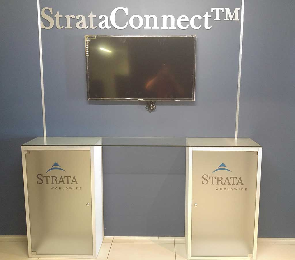 strata connect signage
