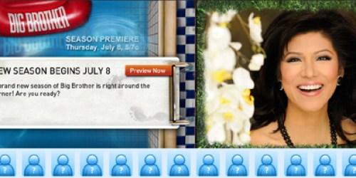 BIG BROTHER 12 website (CBS)