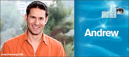 Andrew Gordon - BIG BROTHER 12 (CBS)