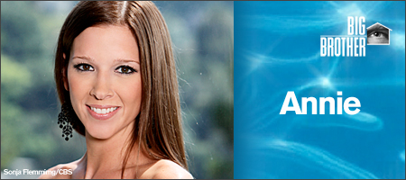 Annie Whittington - BIG BROTHER 12 (CBS)