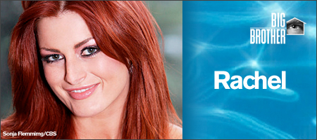 Rachel Reilly - BIG BROTHER 12 (CBS)