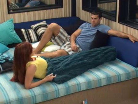Rachel & Brendon Big Brother 12