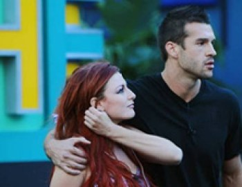 Rachel and Brendon Big Brother 12