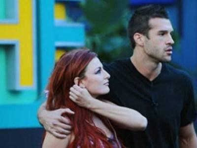 Rachel and Brendon Big Brother 12