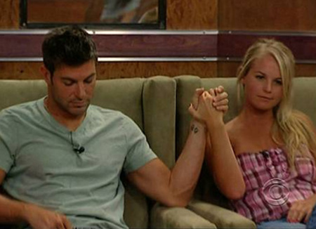 Jeff and Jordan from Big Brother 11 (CBS)