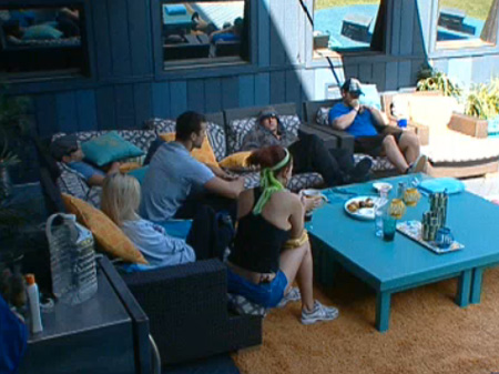 Big Brother 12 Houseguests (RealNetworks BB12 Live Feed)