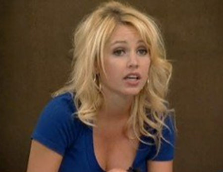 Big Brother 12 Britney