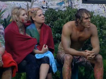 Britney, Kathy & Hayden Big Brother 12