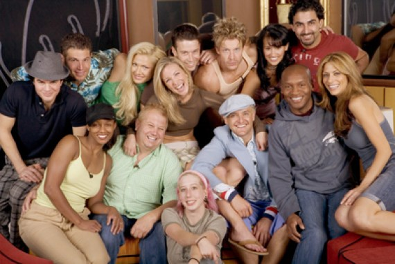 Previous Big Brother All Stars cast (CBS)